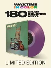 Howlin' Wolf -Rockin' Chair +4 Bonus Tracks! Transparent Purple Vinyl