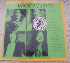 "PINK FLOYD ""DAISY CHAINS AND LAUGHS"" COLOURED YELLOW LP DARK SIDE OUTTAKES TMOQ"