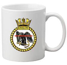 HMS ONSLOW COFFEE MUG