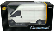 1:43 Scale Model Ford Transit Mk6 White Van Oxford Cararama Diecast 2000 Mark 6