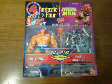 MARVEL COMICS THE THING AND WAR MACHINE  COLLECTORS EDITION WALMART EXCLUSIVE