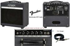 FENDER Bassbreaker 007 7W Combo AMPLIFICATORE VALVOLARE PER CHITARRA + CAVO