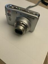 Nikon COOLPIX L5 7.2MP Silver Digital Camera Tested Working Free Shipping