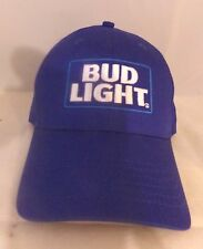 Bud Light Baseball Cap Hat from Anheuser Bush Tour St Louis One Size NEW