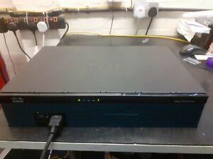 Cisco CISCO2911-SEC/K9 - ISR G2 Security Bundle