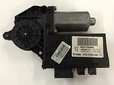 Peugeot 307 Drivers Electric window motor 9637130880  (Right - UK O/S) 05 - 08