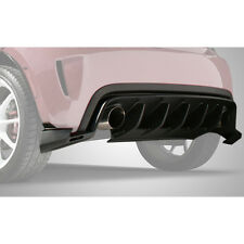 FIAT 500 Rear Diffuser/Spoiler, New Item, fits 2012-2018 Abarth and Turbo