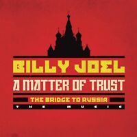 Billy Joel - A Matter Of Trust: The Bridge To Russia (Deluxe) New & Sealed 2 CDs