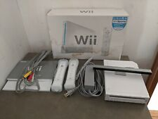 Nintendo RVL-101 Wii Console + Two Controllers, 1 Game, and More!