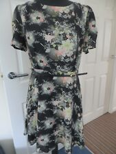 Ladies Oasis Dress - Floral - Size 14