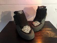 Pos 10: Airwalk vic nawack Suede Black/White skate Sneaker Size 40,5