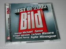 BILD BEST OF 2002 / 2 CD'S MIT ENRIQUE IGLESIAS PET SHOP BOYS NICKELBACK MOBY ..