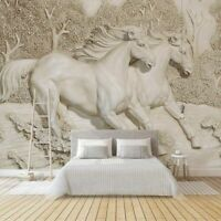 Embossed Wallpapers 3d Murals Creative Design Wall Covering For Home Living Room