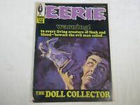 Eerie Magazine # 15 (1968) Warren Publishing Gray Morrow Joe Orlando art FN/FN+