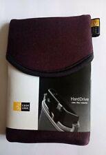 Genuine Case Logic Hard Drive Soft Case in Dark Tones Colour. LHDC-1