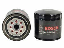 For 1985-1988 Dodge Mini Ram Oil Filter Bosch 33754WZ 1986 1987 Premium FILTECH
