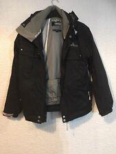 No Fear Kids Technical Ski Jacket size 8