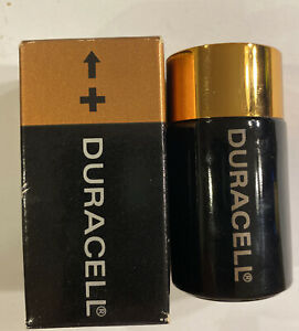 Vintage Duracell Super Charge After Shave 1.5 Avon Perfume Bottle Limited RARE