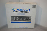 Pioneer KEX-M800SDK Centrate Component Vintage