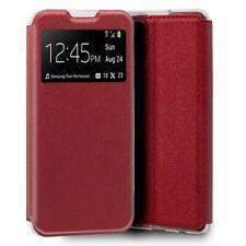Funda de Libro Color Rojo para iPhone 6 / 6+ /6s / 6s+/ 7/ 7+/ 8 / 8 / SE(2020)