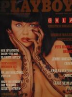 Playboy December 1988 Kata Karkkainen Lysette Anthony Playmate Review 1459#2418