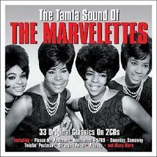 The Marvelettes Tamla Sound Of 2-CD NEW SEALED Please Mr. Postman/Playboy+