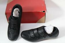 New Specialized Audax Road Bike Shoes 42 9 Black Men's Carbon Tri BOA Cycling