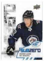 2017-18 Patrik Laine Upper Deck Ice SubZero - Winnipeg Jets