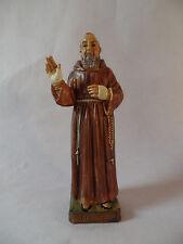 Sonderpreis Pater Pio 12 cm Kunststoff Figur Statue S/180 Handschmeichler