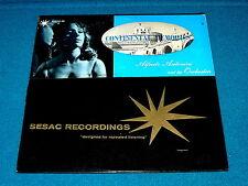 """Sesac : ALFREDO ANTONINI """"Continental Memories"""" LP vinyl : C-1121/22 @ Lounge"""