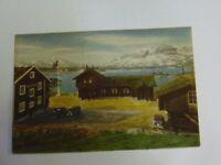 NORWAY - TELEMARK. FJELLSTUE HAUKELISETER postcard Haukeliseter Fjellstue Vinje