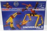 Fischertechnik Advanced - Universal 2 - 93290 - NEU NEW