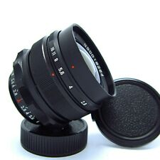 Mir-1Ш f2.8/37mm - SERVICED - MADE in USSR-1990 year №90018264