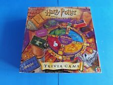 Harry Potter and the Sorcerer's Stone Trivia Board Game, Complete , 2000, Mattel