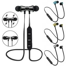 Bluetooth In Ear Kopfhörer Magnetisch Wireless Earphone Headphone M11