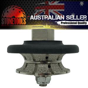 Full Bullnose - Diamond profile wheel bit 10mm, 15mm, 20mm, 30mm, 40mm M14