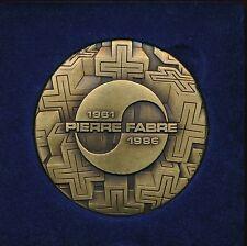 Prägefrisch Bronze Medaillen aus Europa