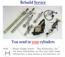 Rebuild Service for your full set of Mercedes W124 E-Class Hydraulic Cylinders
