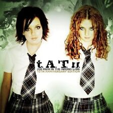 T.A.T.U. - 200 KM/H IN THE WRONG LANE (10TH ANNIVERSARY EDITION)  CD POP NEW+