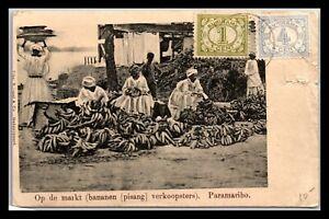 GP GOLDPATH: SURINAME POST CARD 1927_CV674_P11