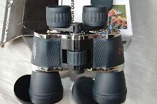 "Day/Night 20x60 Prism Binoculars ""Perrini""  Ruby Lenses Chrom MPN 1207"