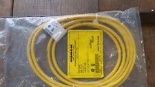 NEW Turck Cable SB 3T-2 (U2481-05), SB3T-2 (U2481-05)