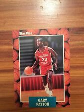 1990 Authentic Star Pics, Inc. GARY PAYTON Autograph Card, **Must Read Details**