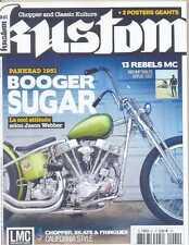 KUSTOM MAGAZINE From France - Issue 61 (NEW COPY)