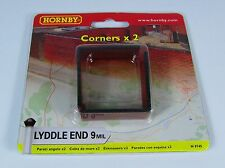 N Gauge Hornby Lyddle End Corners x2 N8745