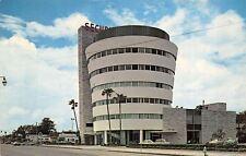 St Petersburg FL~Security Federal Savings & Loan Assn~Texaco Gas Station~1960 PC
