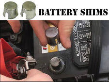 FIAT ELECTRIC STARTER BATTERY WORN POSTS REPAIRER SHIMS x2