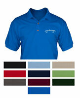 MG MGB MKIII Convertible Polo Shirt - Multiple Colors Sizes  British Classic Car