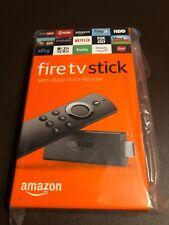NEW Amazon Fire TV Stick 4K w/ Alexa Voice Volume Remote, Latest 2019 Generation