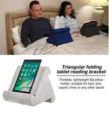 Tablet Pillow Stands For iPad Book Reader Holder Rest Laps Reading Cushion OZ